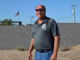 Tom Buessing, Owner of Highway 238 Industrial Park